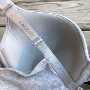 Cacique Intimates & Sleepwear - Cacique Padded Bra